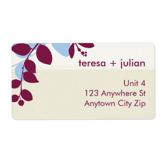 051-Tonya :: LARGE ADDRESS LABELS