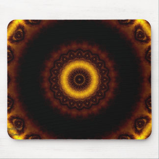 052 Eyes Mouse Pad