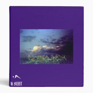 052 U Seet Jamaica Sunset Binder