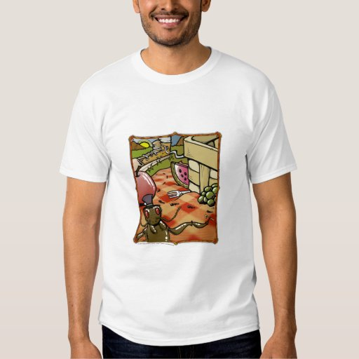 053 Company Picnic_Stage_Shirt T-Shirt