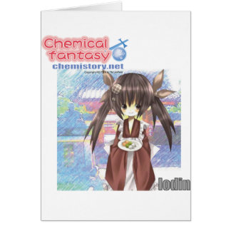 053 Iodin of Chemical fantasy Card