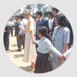 059 princesa Diana Egipto 1992 Pegatina