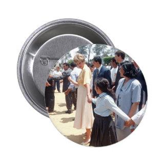 059 princesa Diana Egipto 1992 Pin