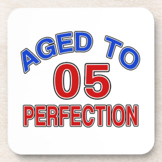 05 Aged To Perfection Beverage Coaster