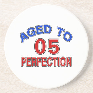05 Aged To Perfection Drink Coaster
