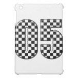 05 auto racing number iPad mini cover