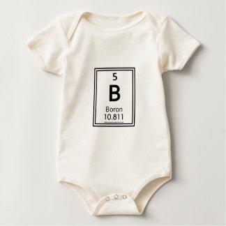05 Boron Baby Bodysuit