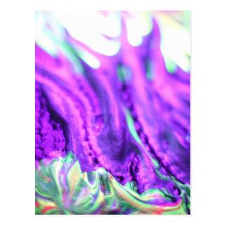 "#05 TLuv.Design© ""Phantasmagoria"" Series Postcard"