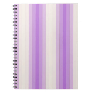 05e - LilaStripe.png Notebook