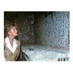 060 princesa Diana Egipto 1992 Postales