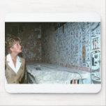060 princesa Diana Egipto 1992 Alfombrilla De Ratones