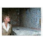 060 princesa Diana Egipto 1992 Tarjetón