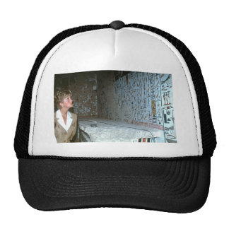 060 Princess Diana Egypt 1992 Trucker Hat