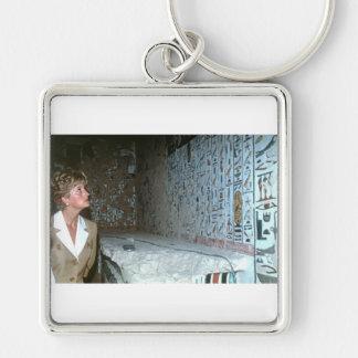 060 Princess Diana Egypt 1992 Key Chain