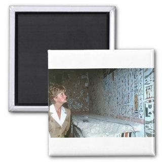 060 Princess Diana Egypt 1992 Magnet