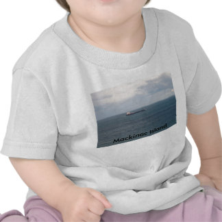 063, isla de Mackinac Camiseta