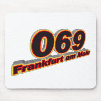 069 Frankfurt am Main Mouse Pad