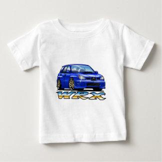 06_09_Wagon_Blue Baby T-Shirt