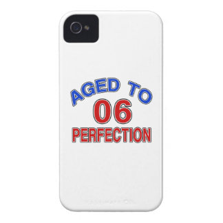 06 Aged To Perfection iPhone 4 Case