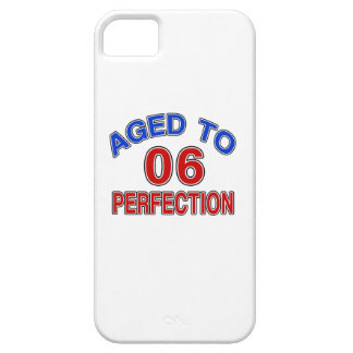 06 Aged To Perfection iPhone SE/5/5s Case