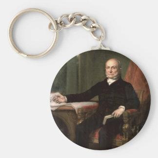 06 John Quincy Adams Key Chains