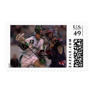06 Jul 2001:   A.J. Haugen #12  Long Postage Stamp