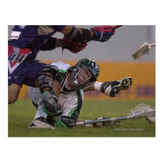 06 Jul 2001:   Casey Powell #22  Long Postcard