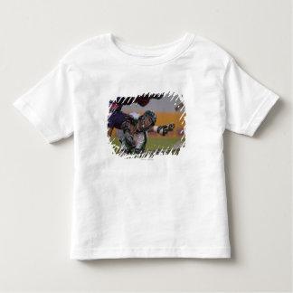 06 Jul 2001:   Casey Powell #22  Long Toddler T-shirt