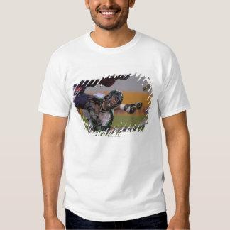 06 Jul 2001:   Casey Powell #22  Long Tshirts