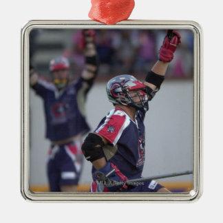 06 Jul 2001:   Dave Evans #16  Boston Metal Ornament