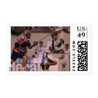 06 Jul 2001:   Gary Gait #1  Long Island Stamp