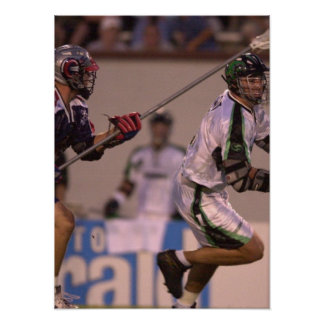 06 Jul 2001:   Gary Gait #1  Long Island Poster