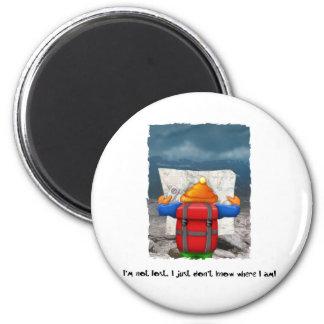 06. Lost 2 Inch Round Magnet