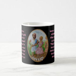 06. Lovers - Sailor tarot Coffee Mug