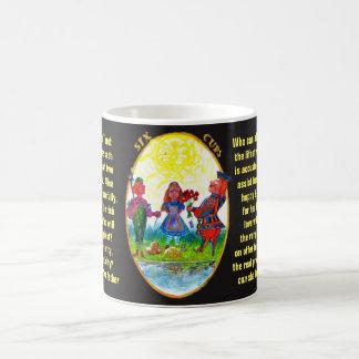 06. Six of Cups - Alice Tarot