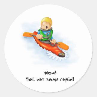 06_some_rapid classic round sticker