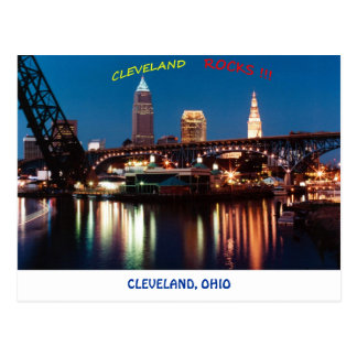 070506-78-AAPC   CLEVELAND ROCKS !!!!! POSTCARD
