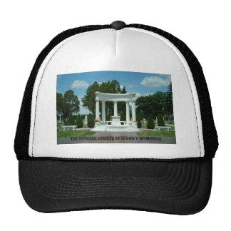 070809-25H TRUCKER HATS