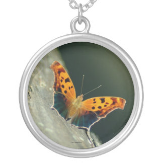071609-211-N ROUND PENDANT NECKLACE