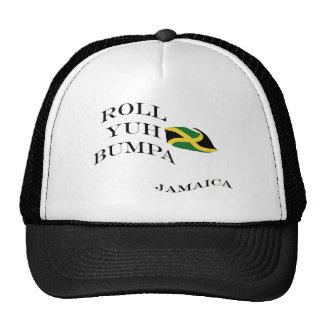 071 Jamaica Roll yuh Bumpa Trucker Hat