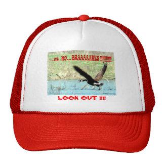 072006-5-AH     WATCH OUT !!!!!!! TRUCKER HAT