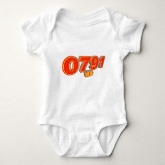 0791 Nanchang Baby Bodysuit