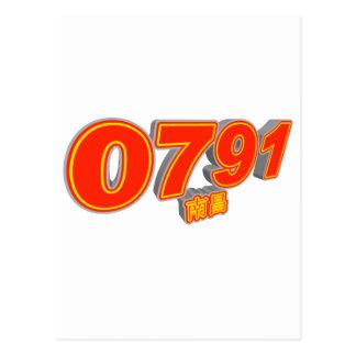 0791 Nanchang Postcard