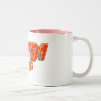 0791 Nanchang Two-Tone Coffee Mug
