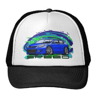 07-09 Speed3_Blue Trucker Hat