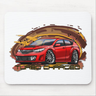07-11_WRX_Red Mouse Pad