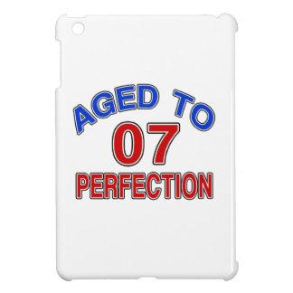07 Aged To Perfection iPad Mini Cover