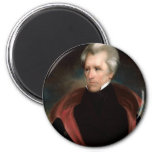 07 Andrew Jackson Imán Para Frigorífico