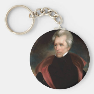 07 Andrew Jackson Key Chain