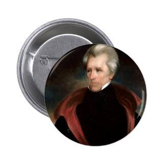 07 Andrew Jackson Pinback Button